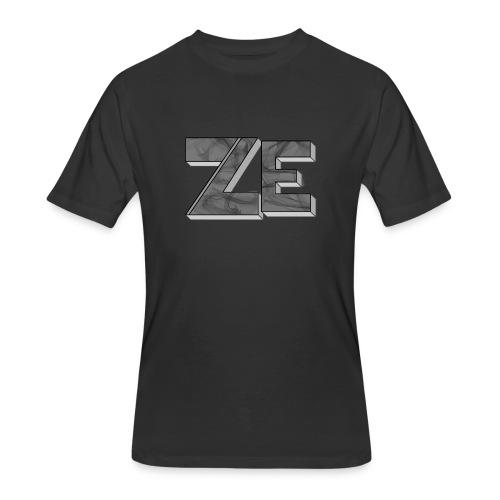 Ze - Men's 50/50 T-Shirt
