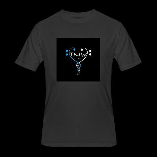 the music within logo - Men's 50/50 T-Shirt