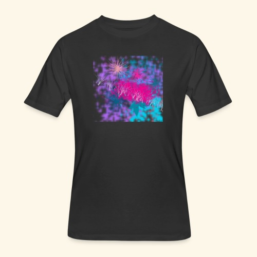 Abstract - Men's 50/50 T-Shirt
