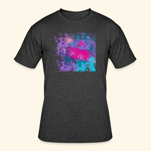 Abstract - Men's 50/50 T-Shirt