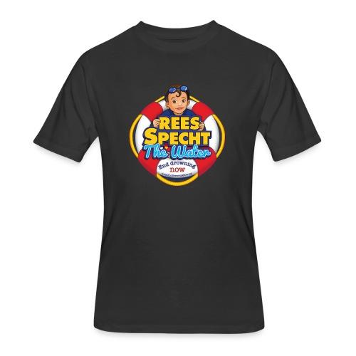 RSTWHIGH - Men's 50/50 T-Shirt