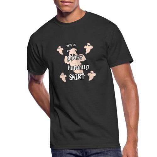 Ghost hunting shirt - Men's 50/50 T-Shirt