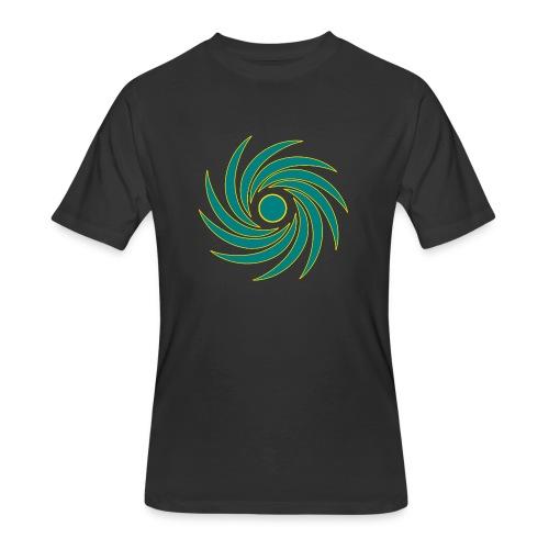 Whirl - Men's 50/50 T-Shirt