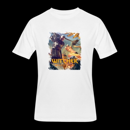 The Witcher 3 - Griffin - Men's 50/50 T-Shirt
