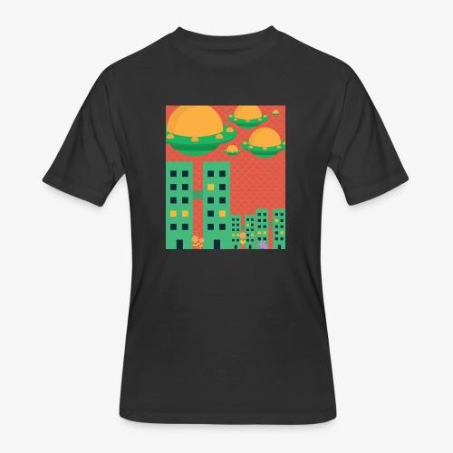 wierd stuff - Men's 50/50 T-Shirt