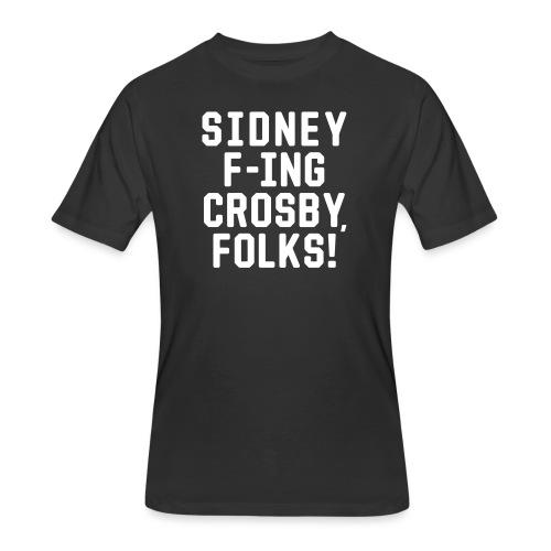 Folks! - Men's 50/50 T-Shirt