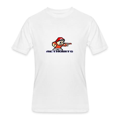 RetroBits Clothing - Men's 50/50 T-Shirt