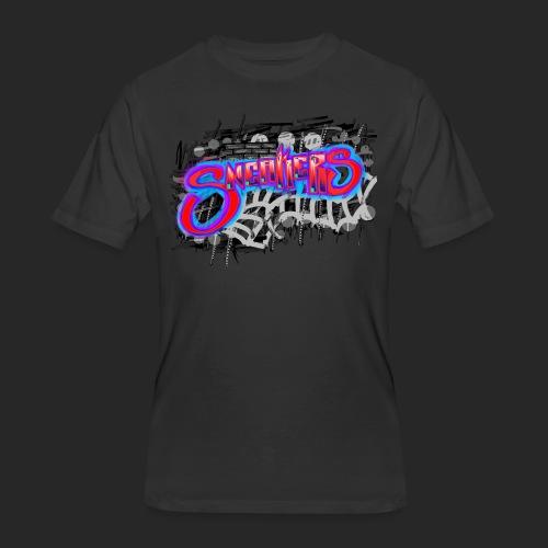 Sneakers Graffiti - Men's 50/50 T-Shirt