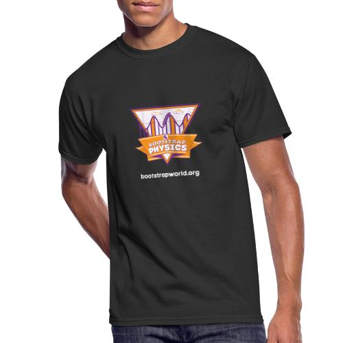 Bootstrap:Physics T-shirt - Men's 50/50 T-Shirt