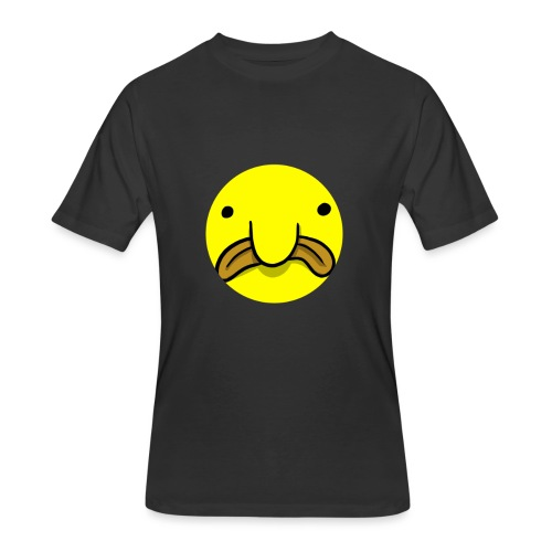 Moi Boiz Logo - Men's 50/50 T-Shirt