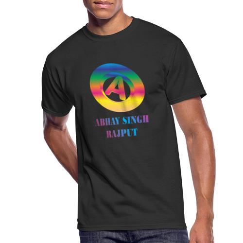 abhay - Men's 50/50 T-Shirt