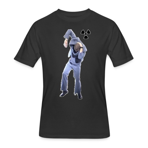 CHERNOBYL CHILD DANCE! - Men's 50/50 T-Shirt