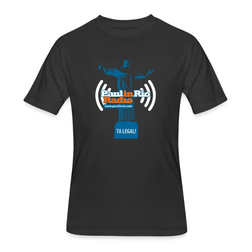 Paul in Rio Radio - The Thumbs up Corcovado #2 - Men's 50/50 T-Shirt