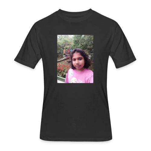 Tanisha - Men's 50/50 T-Shirt