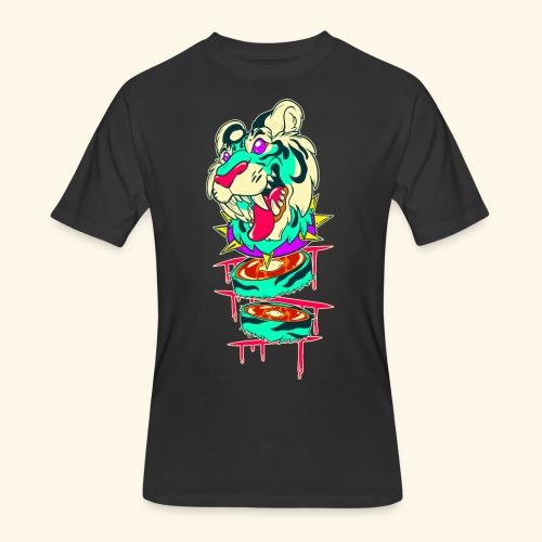 - Decaptiger - - Men's 50/50 T-Shirt