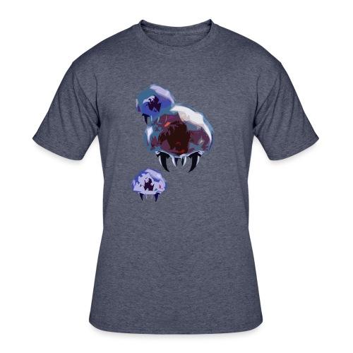 Metroid - Men's 50/50 T-Shirt