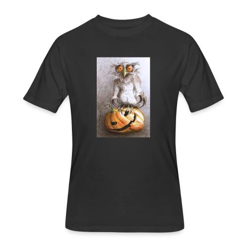 Vampire Owl - Men's 50/50 T-Shirt