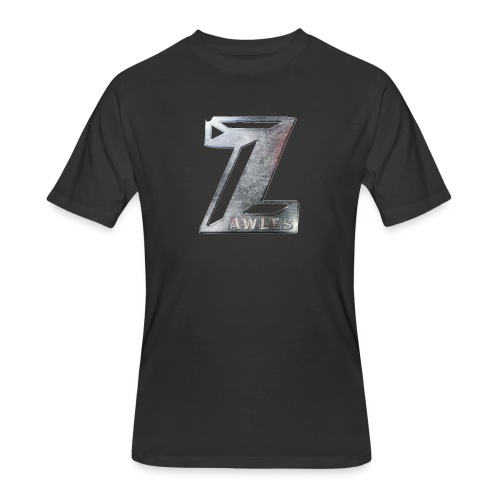 Zawles - metal logo - Men's 50/50 T-Shirt