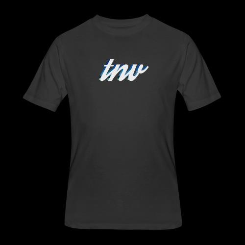 TNV WHITE DESIGN CLSSC png - Men's 50/50 T-Shirt