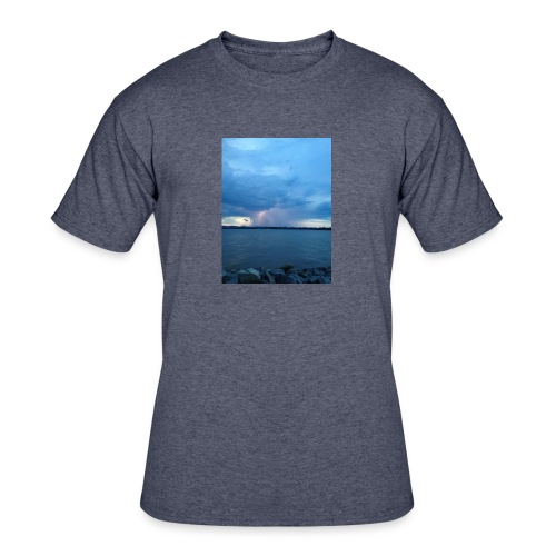 Storm Fall - Men's 50/50 T-Shirt