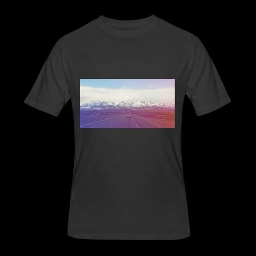 Next STEP - Men's 50/50 T-Shirt