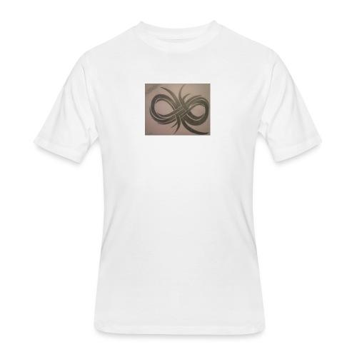 Infinity - Men's 50/50 T-Shirt