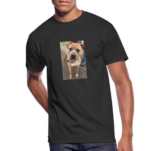 Brute Pup - Men's 50/50 T-Shirt
