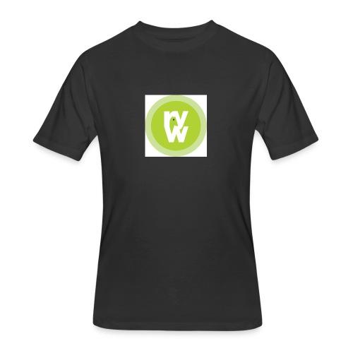 Recover Your Warrior Merch! Walk the talk! - Men's 50/50 T-Shirt