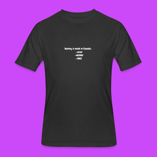 Ineffable Hockey Hoodies 2 - Men's 50/50 T-Shirt