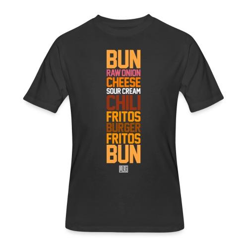 Hochman Burger II: Electric Boogaloo - Men's 50/50 T-Shirt