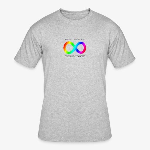 Embrace Neurodiversity - Men's 50/50 T-Shirt