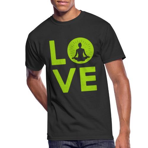 Love - Men's 50/50 T-Shirt