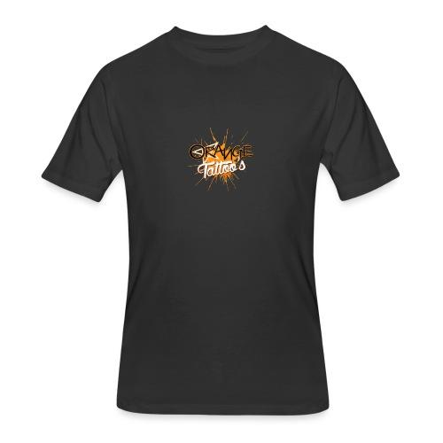 Orange Tattoo's - Men's 50/50 T-Shirt