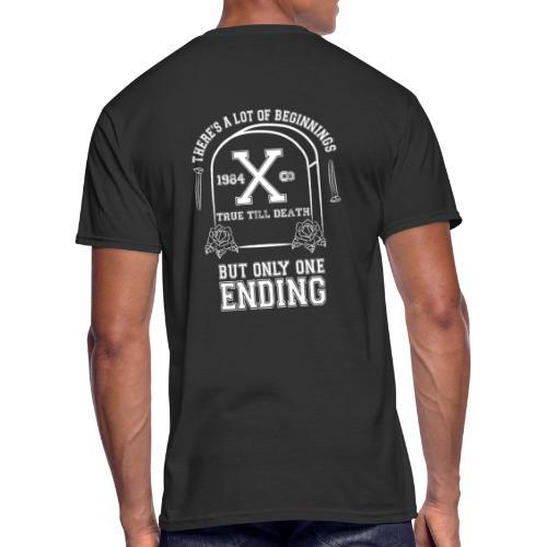 True Till Death Montreal SXE - Men's 50/50 T-Shirt