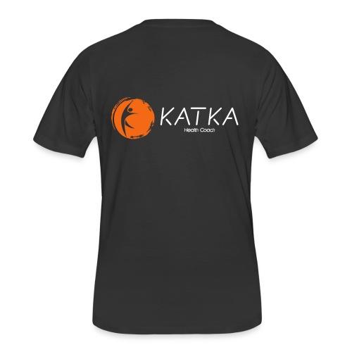 katka logo full c - Men's 50/50 T-Shirt