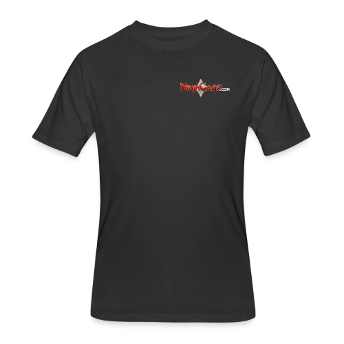 NC Logo for Dark Products - Men's 50/50 T-Shirt
