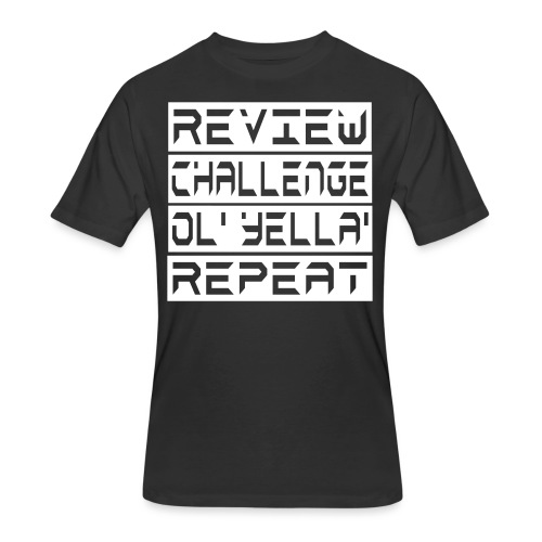Repeat - Men's 50/50 T-Shirt