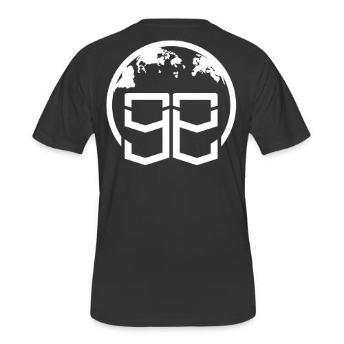 Global Goons White original - Men's 50/50 T-Shirt