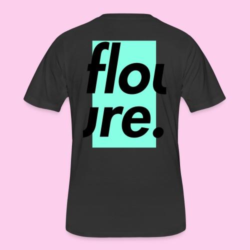 FLOURE CUT 2 PIECES - Men's 50/50 T-Shirt