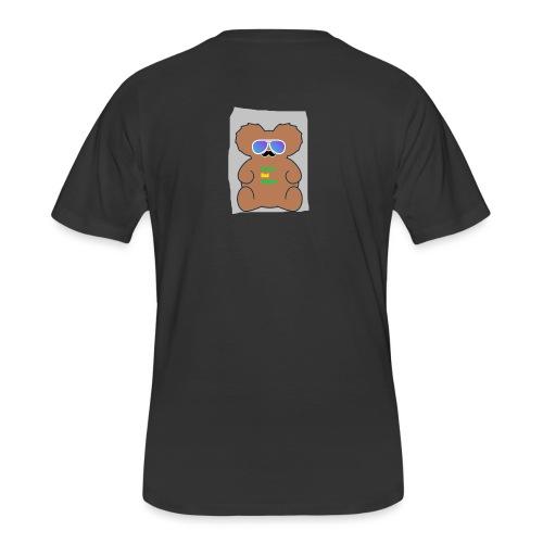 Aussie Dad Gaming Koala - Men's 50/50 T-Shirt