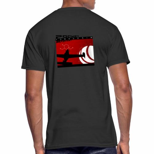 Pocket Rocket with TorqueSim shirts - Men's 50/50 T-Shirt