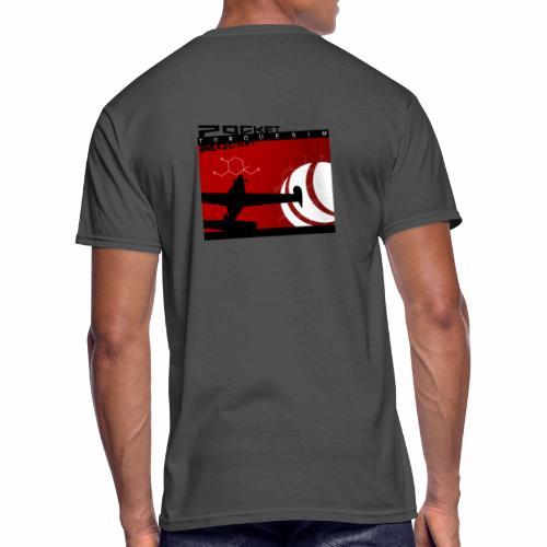 Pocket Rocket with TorqueSim shirts - Men's 50/50 T-Shirt