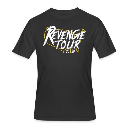 Pittsburgh Revenge Tour 2020 - Men's 50/50 T-Shirt