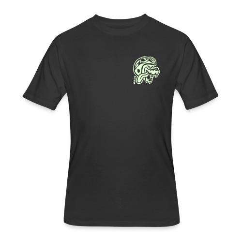F Hwolf - Men's 50/50 T-Shirt