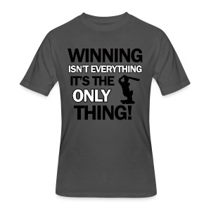 cricket wining tee - Men's 50/50 T-Shirt