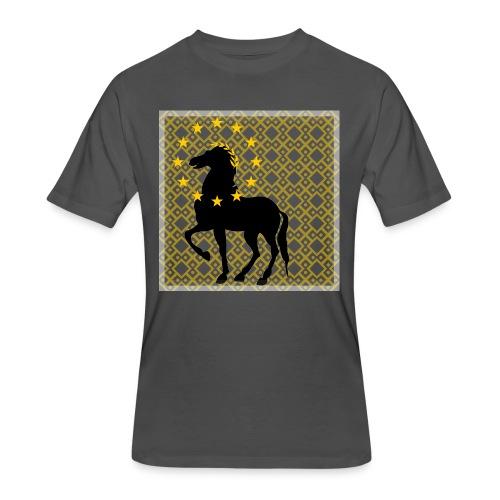 Roman Horse - Men's 50/50 T-Shirt