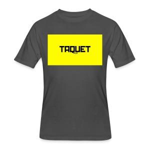 Yellow Thunder - Men's 50/50 T-Shirt