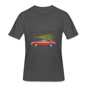 Ford Pinto Merry Christmas - Men's 50/50 T-Shirt