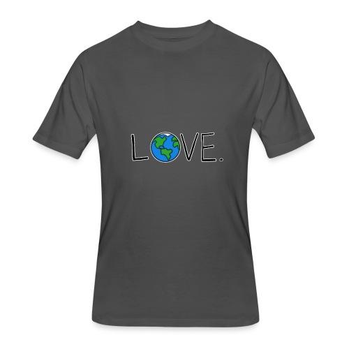 Love. - Men's 50/50 T-Shirt