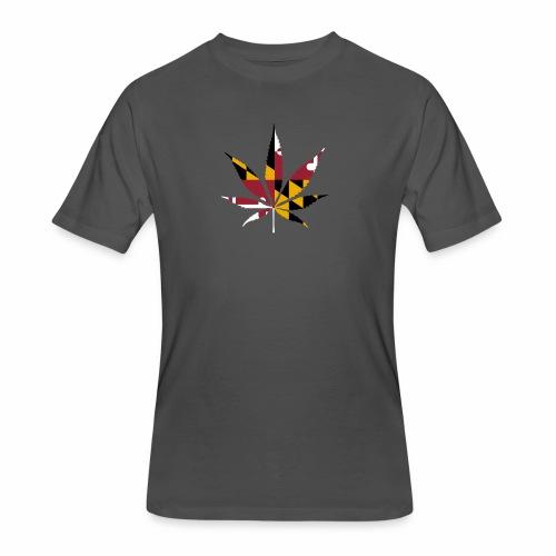maryland cannnabis shirt - Men's 50/50 T-Shirt